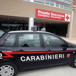 Treviglio, chiude la moglie fuori casa  E picchia i carabinieri: arrestato