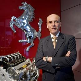 L'uomo dei conti di Monasterolo  da Maranello alla Ferrari del mare