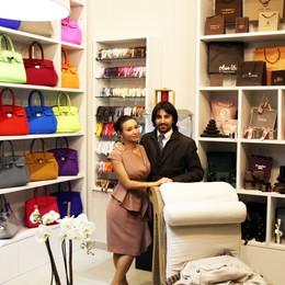 Stefano Agazzi, il tecno-artigiano  confeziona abiti di lusso dei gioielli
