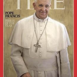 Time, Francesco uomo dell'anno  Come Giovanni XXIII nel 1962