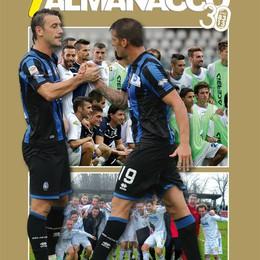 Calcio, pronto l'Almanacco n. 30  Alla  Fiera il Galà con gli sportivi