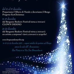 Natale in Borgo San Leonardo  Attività e decorazioni ecologiche