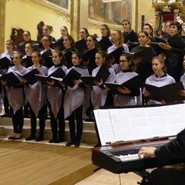 Gandino, in Basilica  musica e solidarietà