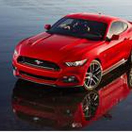 Ford Mustang  in Europa nel 2015