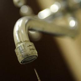 In 6 anni l'aumento è del +22%   Acqua, da gennaio nuovo rincaro