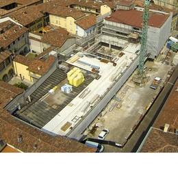 Auditorium e negozi nell'ex Upim  Treviglio, svelato il progetto