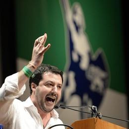Chiuduno, al PalaSettembre  la  prima uscita di Salvini