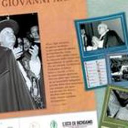 Giovedì un regalo con L'Eco  Il calendario di Papa Giovanni