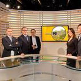 Bergamo Tv cambia casa e tecnologia  Il tg ora in onda da Palazzo Rezzara