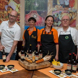 Mais Spinato e Sudamerica   Scarlatta, birra dei 2  mondi