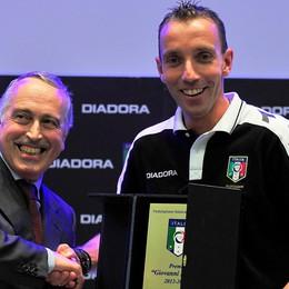 Mazzoleni arbitrerà Inter - Milan  Celi (Bari) per Atalanta-Juventus