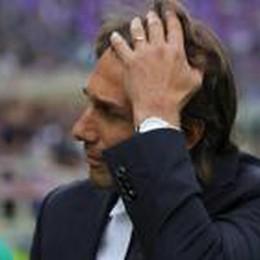 Conte è in silenzio stampa  Contro l'Atalanta tutti i big
