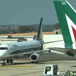 Percassi a bordo di Alitalia  È il settimo azionista