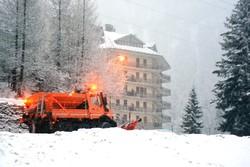 Neve a Foppolo