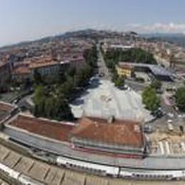 Da est a ovest di Bergamo:  un treno come la metropolitana