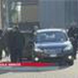 La visita del ministro Cancellieri al carcere di Bergamo
