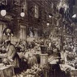 A cena con la storia in Città Alta  per «Bergamo in prima pagina»