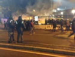 Tensioni fuori dallo stadio per Atalanta-Roma