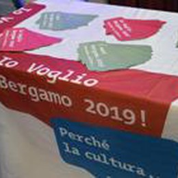 Bergamo ko per la capitale 2019   Ma per la cultura c'è  un  milione