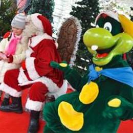 Gardaland apre  al Natale