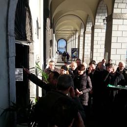 Cisl, a Palazzo Tadini  la nuova sede di Lovere