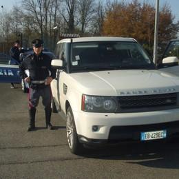 Dopo i furti, scoperti a Bergamo  Inseguiti,  arrestato pregiudicato