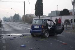 L'incidente a Gorlago