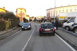Via Brusaporto, dove è deceduta Mariateresa Tironi