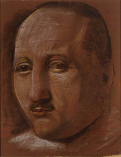 Achille Funi Ritratto di Nino Zucchelli, 1948