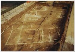 Casazza: resti di un antico insediamento di epoca romana