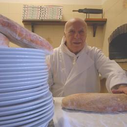 Portò nel 1951 la pizza a Bergamo  È morto Mario Donzelli
