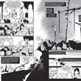 Missionario in Giappone spiega  il Vangelo con i fumetti manga
