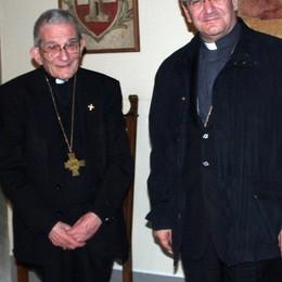 """Il vescovo di Bergamo, mons. Beschi:   «Lo consideriamo un """"padre saggio""""»"""