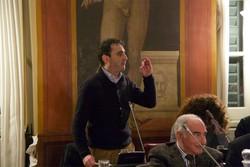 Daniele Belotti discute a distanza con Roberto Bruni