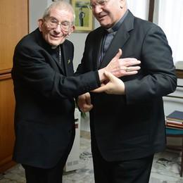 Il Vescovo mons. Francesco Beschi  «Capovilla, testimone e padre saggio»