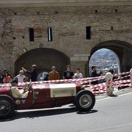 Torna Bergamo Historic Gran Prix  Un Gp sul circuito delle Mura