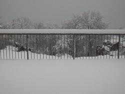 La neve a Costa Valle Imagna
