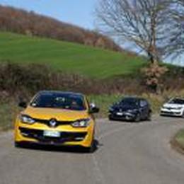 Renault: tutta nuova  la gamma Megane