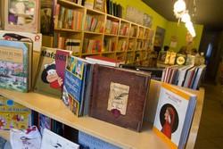 La libreria per ragazzi «Fantasia» di via Borgo Santa Caterina