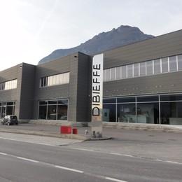 «Dibieffe», oltra a  Rogno il Ticino  «Ecco perchè investiamo in Svizzera»