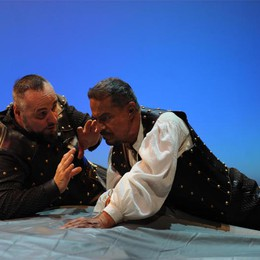 Massimo Dapporto a Bergamo  In scena al Donizetti è Otello