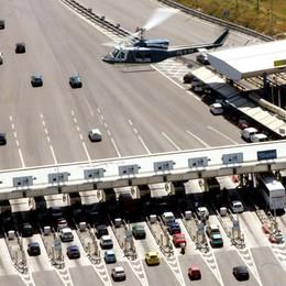 Rincari autostrada, la Regione:  «Così non possiamo andare avanti»