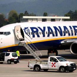 Ryanair, l'aereo batte il  treno  «Un disastro senza l'Orio-Roma»
