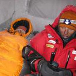 Moro sfida il Nanga Parbat  Prima invernale a -40 gradi