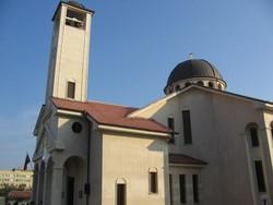 La piccola chiesa intitolata a Giovanni XXIII in Bulgaria