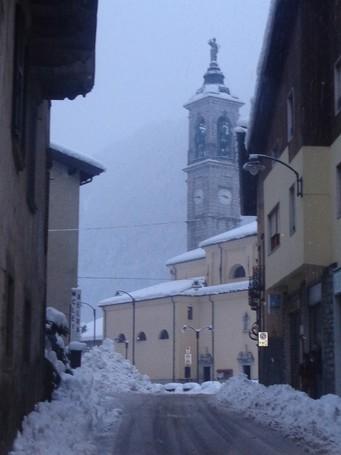 La neve a Schilpario