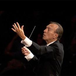 È morto il maestro  Claudio Abbado  Fu a Bergamo con Pollini nel '70 e '73