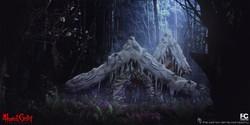 La casetta di marzapane di «Hansel & Gretel. Cacciatori di streghe»