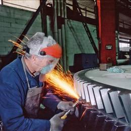 Metalmeccanici, ancora emergenza  A Bergamo migliora la situazione