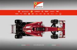 La nuova Ferrari F14T